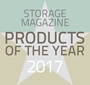 Storage Magazine - Product's of year 2017