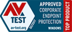 AV-Test Approved Corporate Endpoint Protection