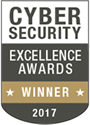 Cyber Security Excellence Awards - Winner 2017