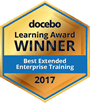 Docebo Learning Award Winner 2017
