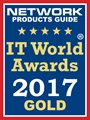 Network Products Guide - IT World Awards Gold 2017