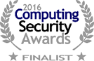 Computing Security Awards 2016 - Finalist