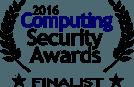 Computing Security Awards 2016 - Finalist