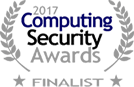 Computing Security Awards 2017 - Finalist