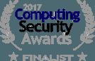 Computing Security Awards 2017 - Finalist