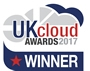 UKCloud Awards 2017 - Winner